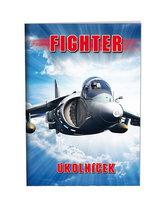 Školní úkolníček A6 - Fighter