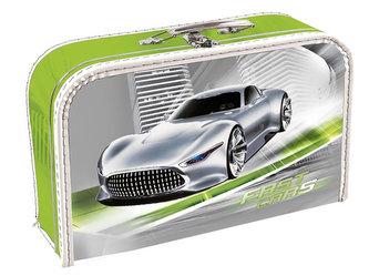 Kufřík papírový - Fast Cars