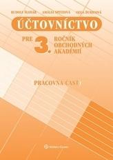 Účtovníctvo pre 3. ročník OA - pracovná časť, 14. prepracované vydanie