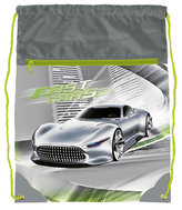 Sáček na cvičky - Fast Cars
