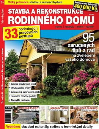 Stavba a rekonstrukce rodinného domu