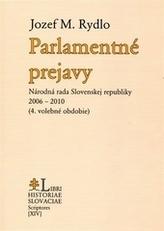 Parlamentné prejavy