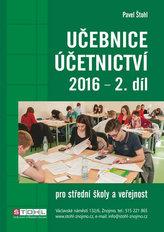 Učebnice Účetnictví II. díl 2016