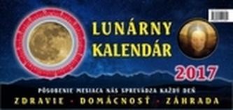 Lunárny kalendár 2017 - stolný kalendár