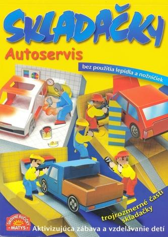 Autoservis - skladačky