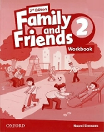 Family and Friends 2nd Edition 2 Workbook - Simmons N.