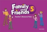 Family and Friends 5 Teacher´s Resource Pack