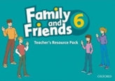 Family and Friends 6 Teacher´s Resource Pack