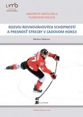 Rozvoj rovnováhových schopností a presnosť streľby v ľadovom hokeji