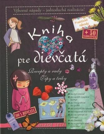 Kniha pre dievčatá, dotlač - Linda Perina