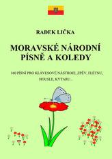 Moravské národní písně a koledy