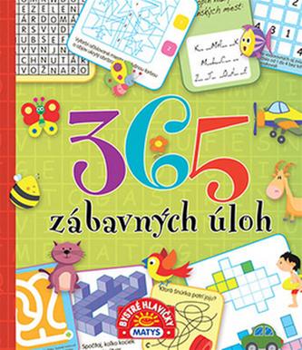 365 zábavných úloh - Jörg Meidenbauer