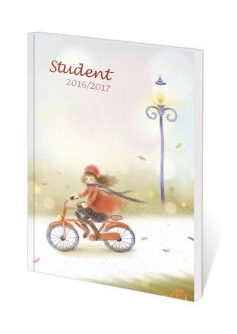 Školní diář 2016/2017 - Poketto/Student/Girl