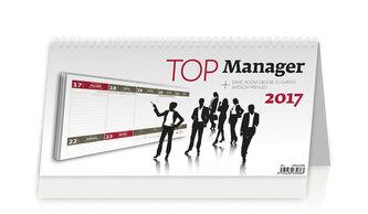 Kalendář stolní 2017 - Top Manager