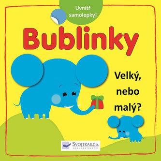 Bublinky - Velký, nebo malý? - neuveden