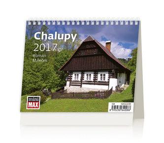 Kalendář stolní 2017 - MiniMax/Chalupy