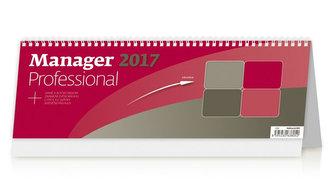 Kalendář stolní 2017 - Manager/Professional