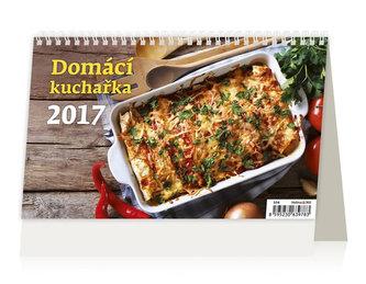 Kalendář stolní 2017 - Domácí kuchařka