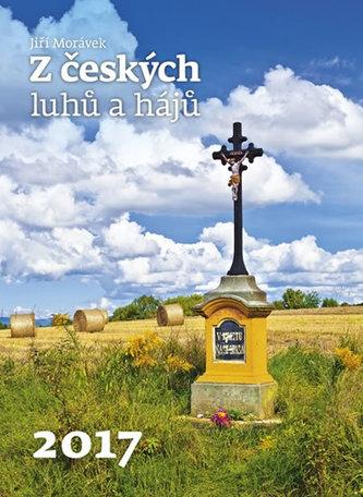 Kalendář nástěnný 2017 - Z českých luhů a hájů - neuveden