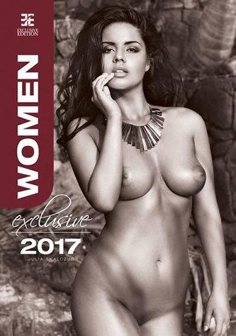 Kalendář nástěnný 2017 - Women/Exclusive 340x485cm