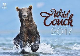 Kalendář nástěnný 2017 - Wild Touch/Exclusive