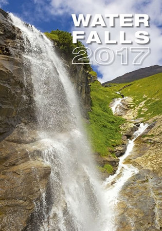 Kalendář nástěnný 2017 - Waterfalls