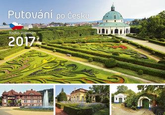 Kalendář nástěnný 2017 - Putování po Česku