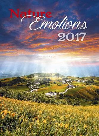 Kalendář nástěnný 2017 - Nature Emotions