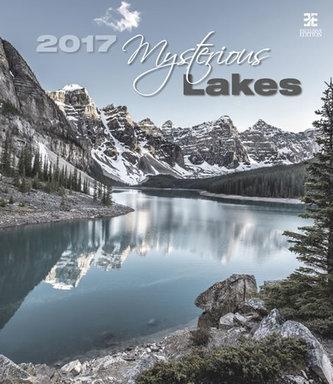 Kalendář nástěnný 2017 - Mysterious Lakes/Exclusive