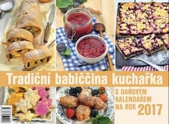 Tradiční babiččina kuchařka 2017 - stolní kalendář