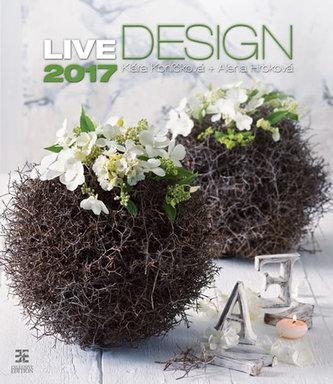 Kalendář nástěnný 2017 - Live Design/Exclusive