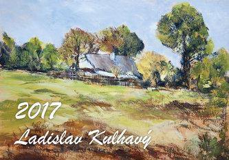 Kalendář nástěnný 2017 - Ladislav Kulhavý/Krajiny
