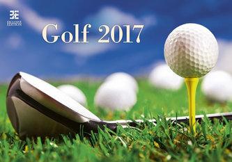 Kalendář nástěnný 2017 - Golf/Exclusive - neuveden
