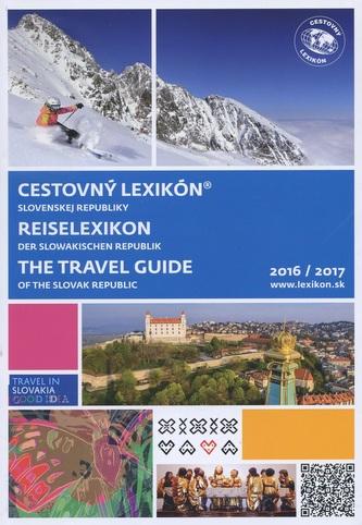 Cestovný lexikón Slovenskej Republiky 2016/2017