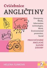 Cvičebnice angličtiny 2 - Procvičování anglické slovní zásoby