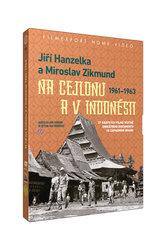 Hanzelka a Zikmund na Cejlonu a v Indonésii - 2 DVD v šubru