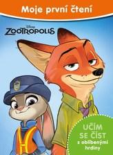 Zootropolis - Moje první čtení