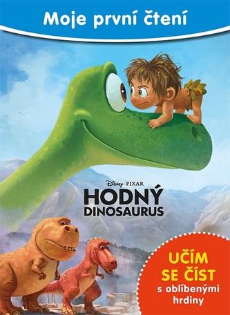 Hodný Dinosaurus - Moje první čtení