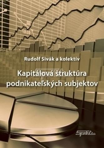 Kapitálová štruktúra podnikateľských subjektov