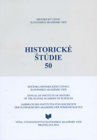 Historické štúdie 50