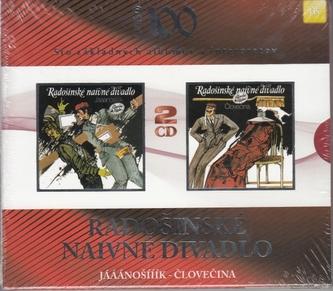 2CD - Radošinské naivné divadlo - Jááánošííík, Človečina