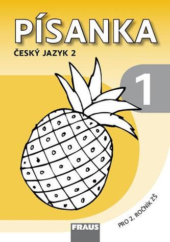 Písanka 2/1 pro 2. ročník ZŠ