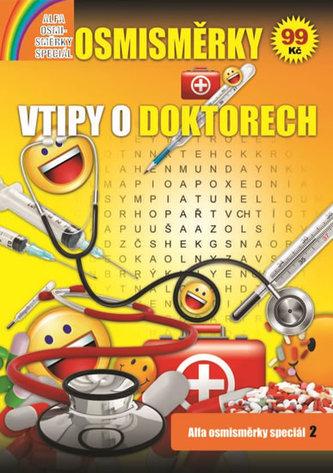 Osmisměrky speciál 2 - Vtipy o doktorech - neuveden
