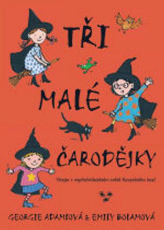 Tři malé čarodějky - Georgie Adams