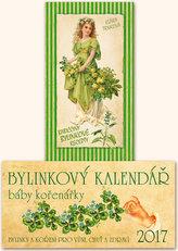 Kalendář 2017 - Bylinkový + Babiččiny bylinkové recepty