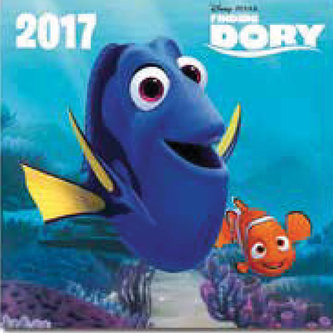 Kalendář 2017 - BUSCANDO DORY