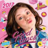 Kalendář 2017 - DISNEY SOY LUNA
