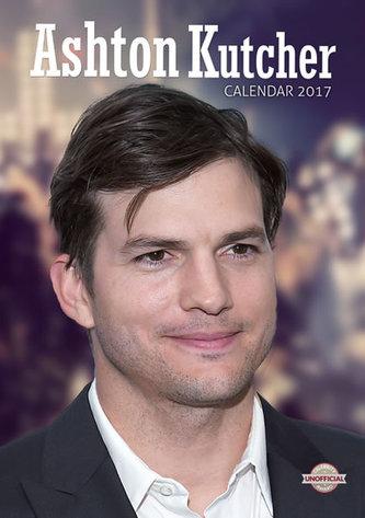 Kalendář 2017 - ASHTON KUTCHER