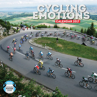 Kalendář 2017 - CYCLING EMOTIONS