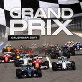 Kalendář 2017 - FORMUlE 1 GRAND PRIX